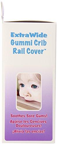 Kidkusion-Extra-Wide-Gummi-Crib-Rail-Cover-Clear