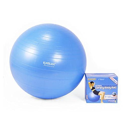 (マンチェス) MANCHES 大きいサイズ ボディボール(65cm) F ブルー