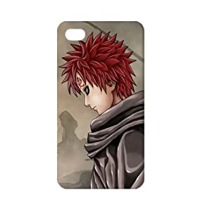 Naruto Gaara Clear Hard Case for iPhone 5 / 5S