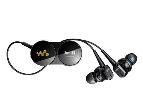 SONY ウォークマン用 Bluetoothヘッドホン ブラック MDR-NWBT10N/B
