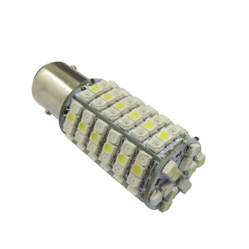 Generic 1157 S25 120 Led 1210 Chip Switchback White And Yellow Led Car Bulb