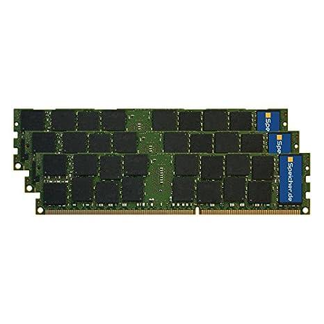 24GB (3x8GB) Kit mémoire pour HP ProLiant ML150 G6 DDR3 RDIMM 1333MHz PC3-10600R