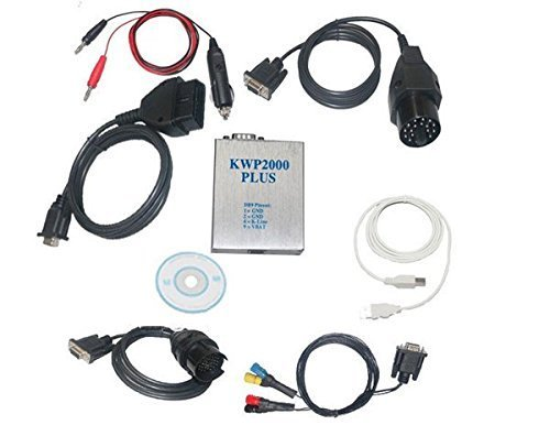 Best Deal KWP2000+ Plus Flasher Chip Tuning OBD2 Car Cars 2