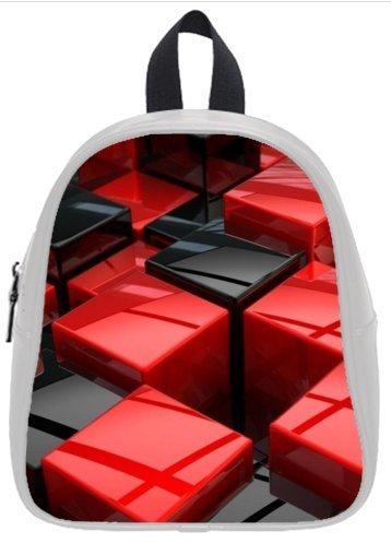 Outlet-Seller Custom Cube Combination Backpack Kid'S School Bag Student Shoulder Bag front-211252