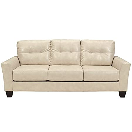 Flash Furniture Benchcraft Paulie Sofa in DuraBlend, Taupe