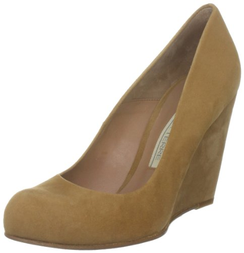 Pied A Terre Women's Amaltas Camel Wedges Heels 0431506700013082 4 UK
