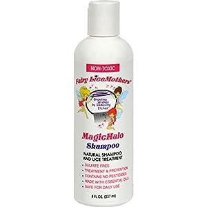 2Pack! Fairy Lice Mothers MagicHalo Shampoo - 8 fl oz