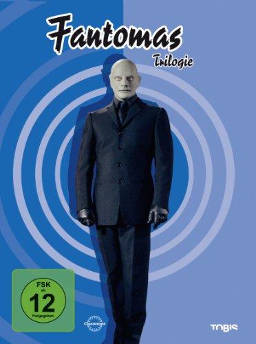 Fantomas - Trilogie Box-Set [Alemania] [DVD]