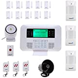 Fortress Security Store (TM) GSM-B Wireless Cellular GSM Home Security Alarm System Auto Dial System : DIY Kit
