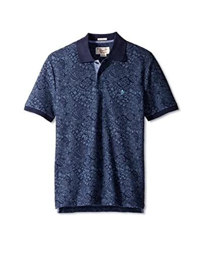 Original Penguin Men's Paisley Daddy-O Polo