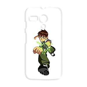 100 Degree Celsius Back Cover for Motorola Moto G 1st Gen (Designer Printed Multicolor)