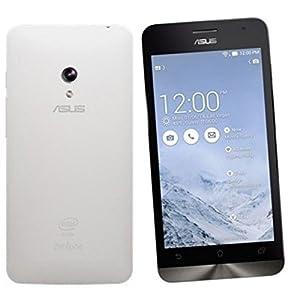Asus Zenfone 5 8GB Dual SIM (Unlocked), White Colour, Intel Atom 1.6GHz Android Phone