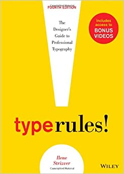 type rules the designers guide to professional