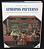 Apropos Patterns for Embroidery, Lace and Woven Textiles (3727290056) by Abegg, Margaret