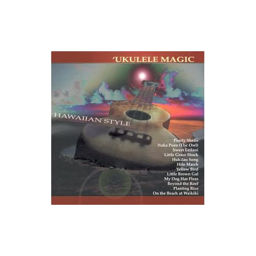 Ukulele-Magic-Hawaiian-Jack-De-Mello-Audio-CD