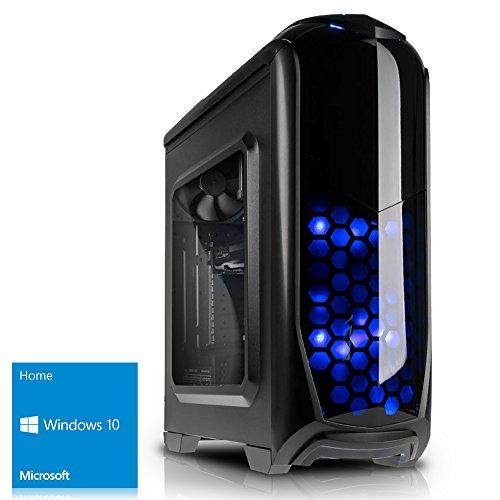 Kiebel [184283] Gamer PC Intel Core i7-6700 (4x3.4GHz) | 16GB DDR4-2666 RAM | 250GB SSD + 1TB HDD | NVIDIA GTX 1070 8GB | ASUS Z170 | 600W (80+) |