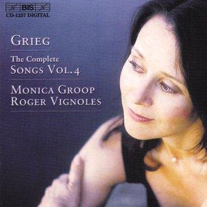 The Complete Songs Vol. 4 (Groop, Vignoles)