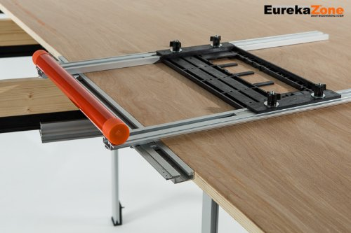 EZ- Universal Edge Guide For Circular Saws . EurekaZone