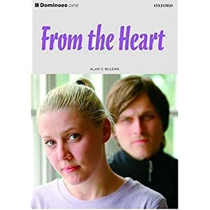 dominoes level 1 400 headwords from the heart alan c mclean 9780194243957 books. Black Bedroom Furniture Sets. Home Design Ideas