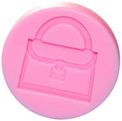 NY CAKE SM510 Silicone Pocketbook Mold for Cake Decorating