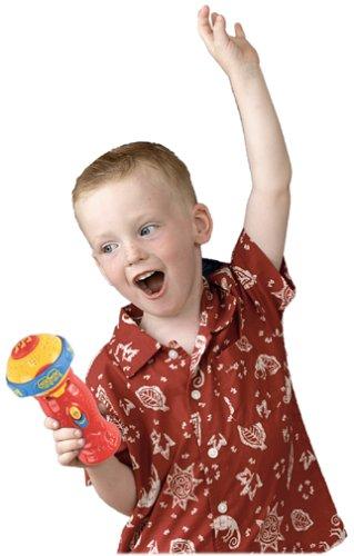 Leap Frof Fun & Learn Sing Along Microphone
