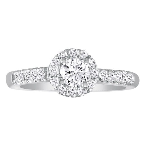 Hansa 1.78ct Diamond Engagement Ring in 18k White