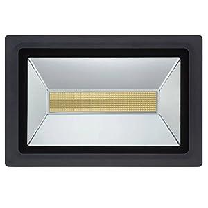 Lanktoo 200W LED Floodlight,Super Bright 220V, IP65 Waterproof,17200 LM,960pcs LED Warm White,2700-3500K Outdoor Security Lights, Floodlight, Spotlight by Lankdeals