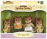 Epoch 3136 Sylvanian families - Walnut squirrel family