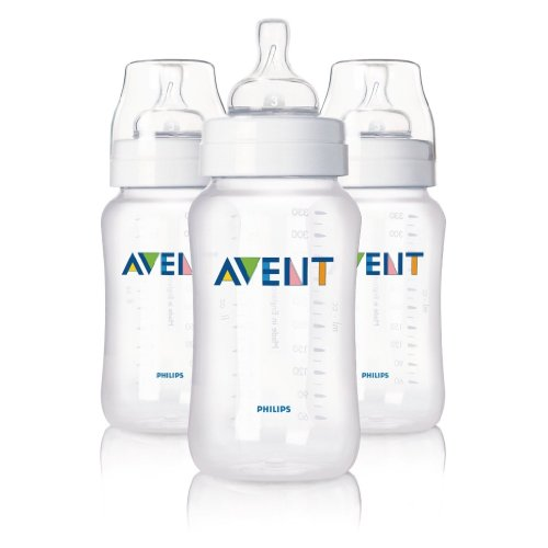 Philips AVENT Classic Feeding Bottle Medium Flow - 1