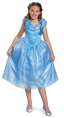 Cinderella Movie Costume Tween Size 87076