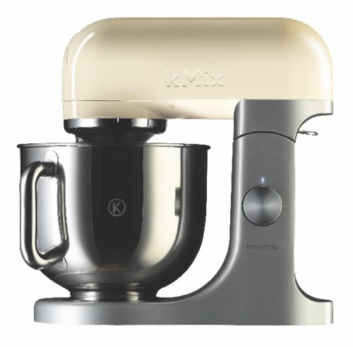 Kenwood kMix KMX52 Stand Mixer, Almond Cream