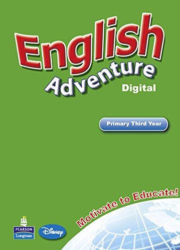 English Adventure Level 3 Interactive White Board