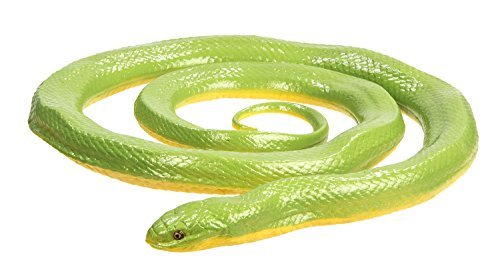 Safari Ltd Incredible Creatures Rough Green Snake