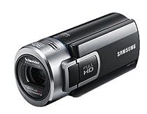Samsung Q20 Full-HD-Camcorder (5 Megapixel, 20-fach opt. Zoom, 6,7 cm (2,6 Zoll) Display, bildstabilisiert) schwarz