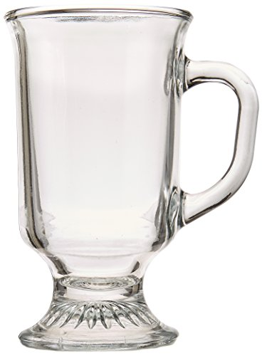 Anchor Hocking Irish Coffee Mug, Set of 12 (Irish Coffee Set compare prices)