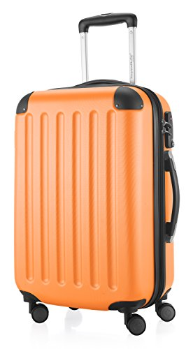 HAUPTSTADTKOFFER - Spree - Luggage Suitcase Hardside Spinner Trolley Expandable 28¡° TSA Orange (Hard Side Expandable Luggage compare prices)
