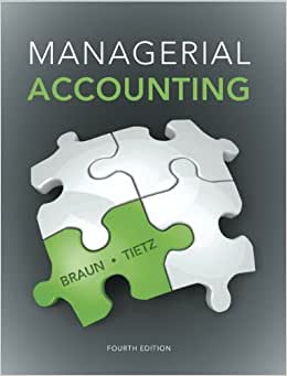 Managerial Accounting Plus NEW MyAccountingLab With Pearson EText -- Access Card Package (4th Edition)