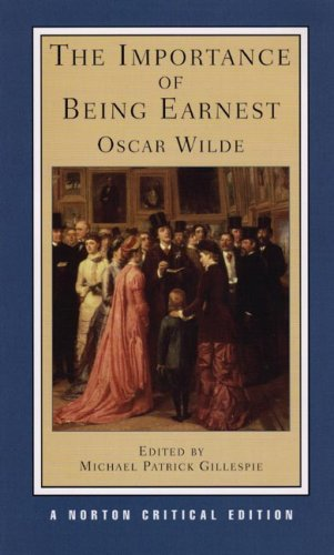 The Importance of Being Earnest Wilde