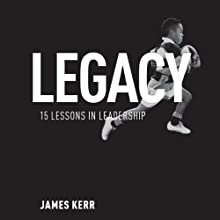 Legacy (       UNABRIDGED) by James Kerr Narrated by Saul Reichlin