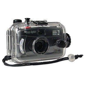 Snap Sights Flash 35 mm Waterproof Underwater Reusable Camera