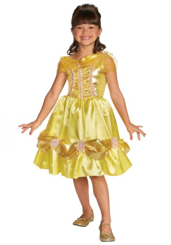 Belle Sparkle Classic Kids Costume