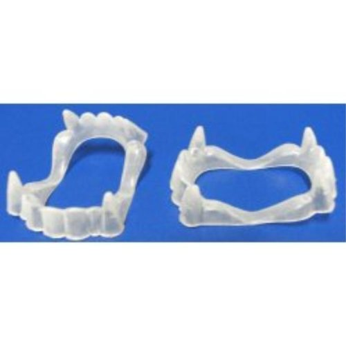 Bulk Buys Vampire Fangs - Case Of 1