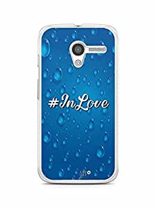 YuBingo In Love Designer Mobile Case Back Cover for Motorola X