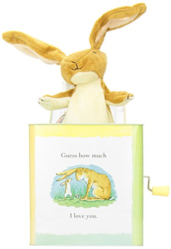 Guess How Much I Love You: Nutbrown Hare Jack-In-The-Box By Kids Preferred front-1053759