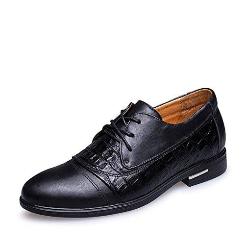 spades-clubs-scarpe-stringate-uomo-nero-size-40
