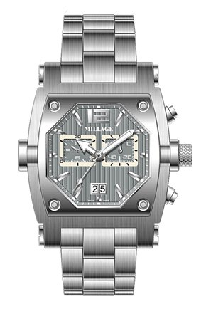 Millage Rogue Collection - Silver-S