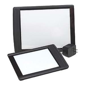Logan electric slim edge light pad lightbox - Lightbox amazon ...
