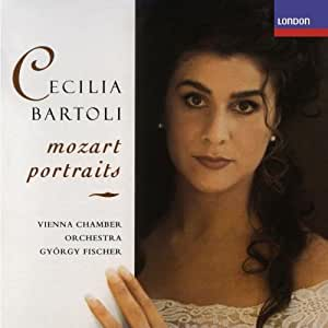 Portraits (Cecilia Bartoli)