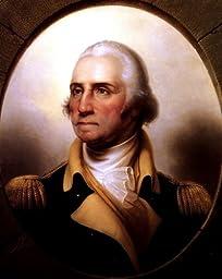 New 8x10 Photo: President George Washington, \