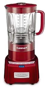 Cuisinart CBT-1000MR PowerEdge 1.3 Horsepower Blender with 64-Ounce BPA Free Jar, Metallic... by Cuisinart